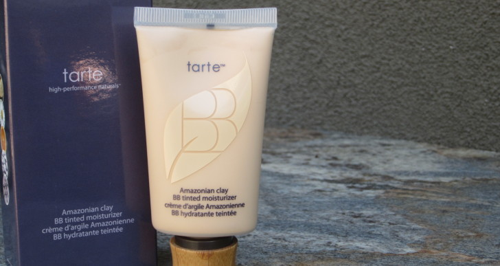 BB Blues: Tarte Amazonian Clay BB Cream