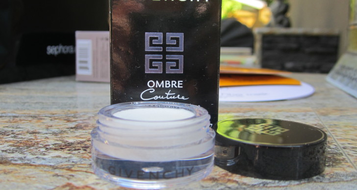 Annabelle Loves Givenchy Ombre Couture Overcoat Shadow Pot