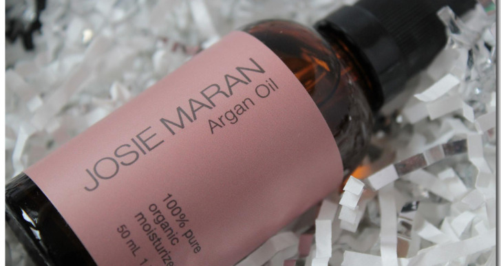 Say yes to Josie Maran 100% Argan Oil